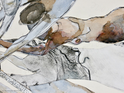 Hanneke Wessels - Collagetekeningen